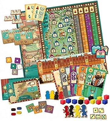 Plan B Games: Coimbra Board Game - English: Amazon.es: Juguetes y juegos