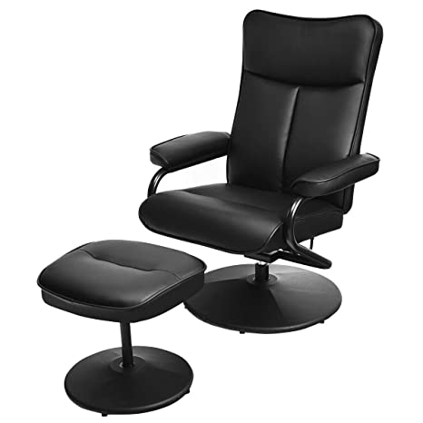 Outstanding Amazon Com Global Supplies Gs 8451 Pvc Leather Recliner Pabps2019 Chair Design Images Pabps2019Com
