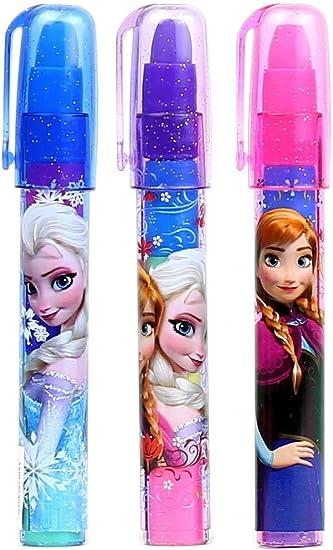 Disney Frozen 4 Pack Kids Erasers