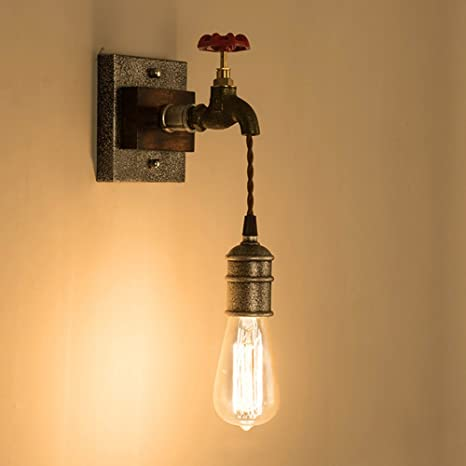 exposed edison bulb torrie cotcozy home diy sconce curator