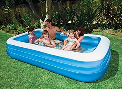 Amazon.com: Bestway centro de natación hinchable familia ...