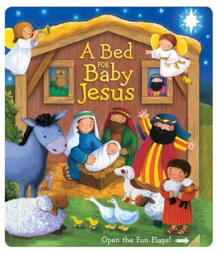 By Lori C. Froeb A Bed for Baby Jesus (Boardbooks - Board Book) (Brdbk) [Board book] pdf epub
