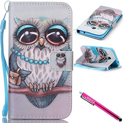 [Galaxy J3 / J310 Case, Firefish Kickstand Card Slots Cash Holder Dual Layer Impact Resistant Case Cover with Wrist Strap Magnetic Snap Closure for Samsung Galaxy J3 /] (Custom Inflatable Costumes)