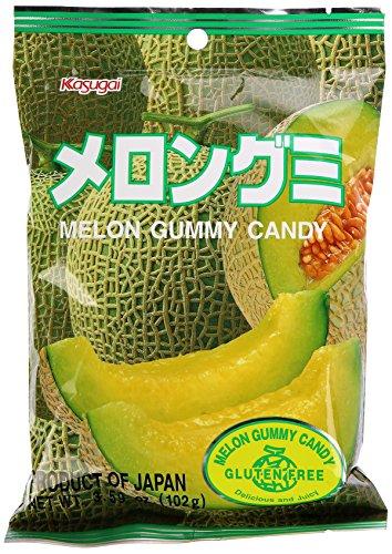Gummy Melon (Kasugai Melon Gummy Candy)