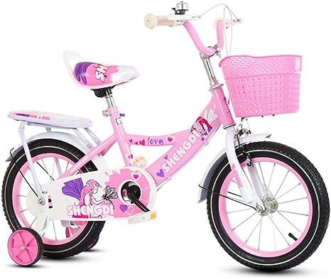 KY Bicicleta niños Balance Bike Princesa de la Muchacha de ...