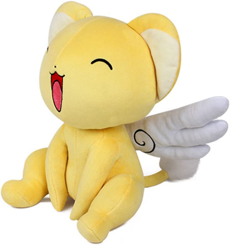 "11/"" N Anime Card Captor Sakura Kinomoto Sakura Kero Plush Stuffed Doll Toy Gift"