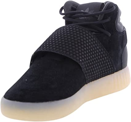 Boys Tubular Invader Strap J Sneakers