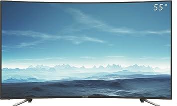 TV DENVER LED-5570T2CS - 55/139CM UHD 4K CURVO: BLOCK: Amazon.es: Electrónica