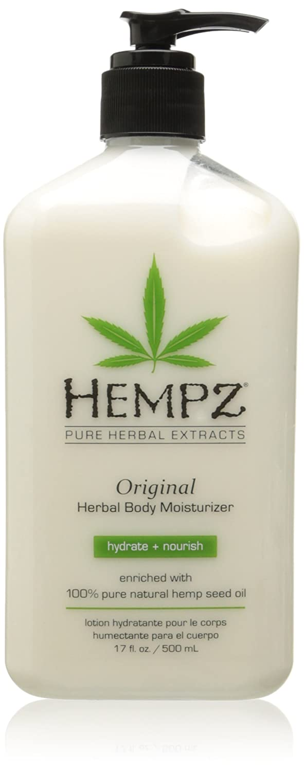 Hempz Herbal Moisturizer 17 Oz 2 Pack Supre