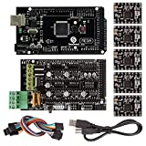 SainSmart RAMPS 1.4 3D Printer Kit with Mega2560 + A4988 for Arduino RepRap
