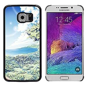 Dragon Case - FOR Samsung Galaxy S6 EDGE - Within you I lose myself - Caja protectora de pl??stico duro de la cubierta Dise?¡Ào Slim Fit