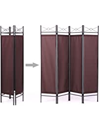 room divider office. Tobbi Brown 4 Panel Folding Room Divider. Divider Office