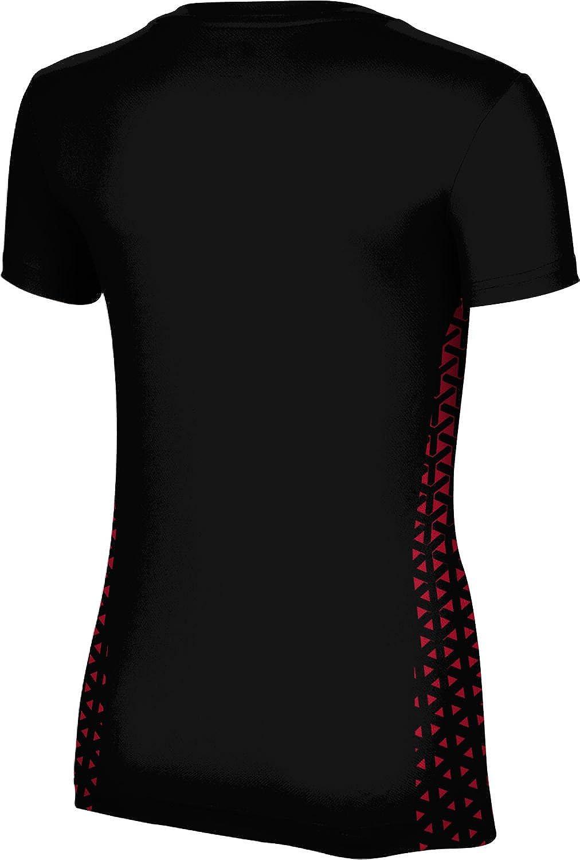 ProSphere San Diego State University Girls Performance T-Shirt Geometric