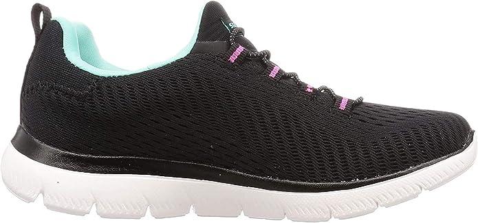 Skechers Summits, Zapatillas para Mujer: Amazon.es: Zapatos y ...