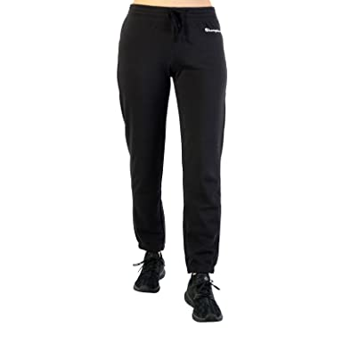 dbc4e68a1 Champion Athletic Authentic Womens Joggers Trackpant Tracksuit Bottoms  110262  Amazon.co.uk  Clothing