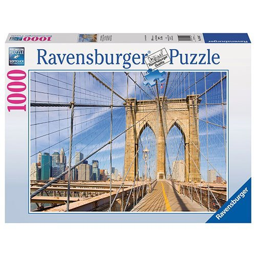 Ravensburger View from the Brooklyn Bridge Puzzle (1000-Piece)