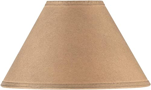 Sea Gull Lighting 9049-902 Fabric Shade, Chamois
