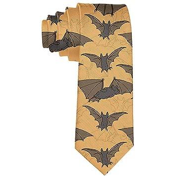 Regalo de corbata de esqueleto de Halloween verde menta para ...