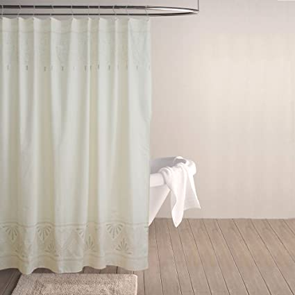 Amazon Merryfeel Shower CurtainFabric Embroidered