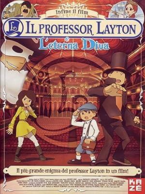 Il Professor Layton E LEterna Diva [Italia] [DVD]: Amazon.es: Masakazu Hashimoto: Cine y Series TV