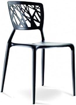 Verdi Designetsamaison Chaise Design Blanche Meubles