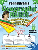 Pennsylvania Geography Projects, Carole Marsh, 0635018578