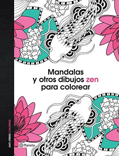 Mandalas Y Otros Dibujos Zen Para Colorear Descargar Pdf Aa