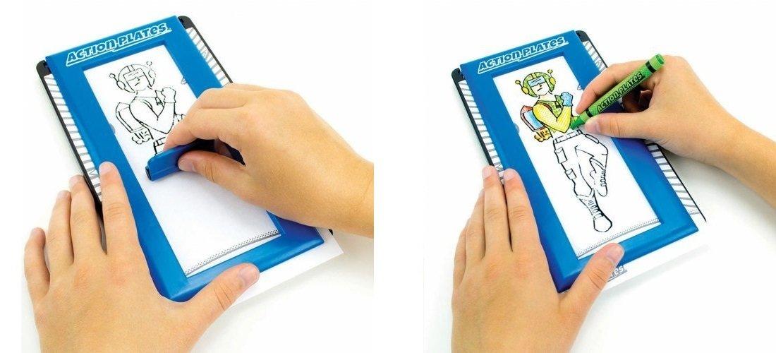 Kahootz Kahootz Kahootz Action Platten Zeichnen Spielset e909a9