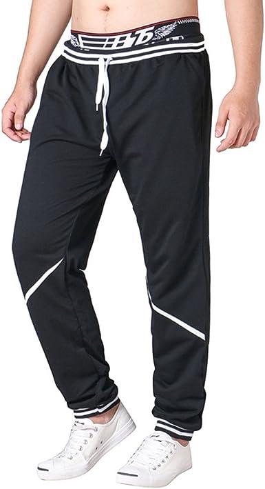 Hombre Deporte Pantalones Entrenamiento Fitness Jogger Pantalones ...