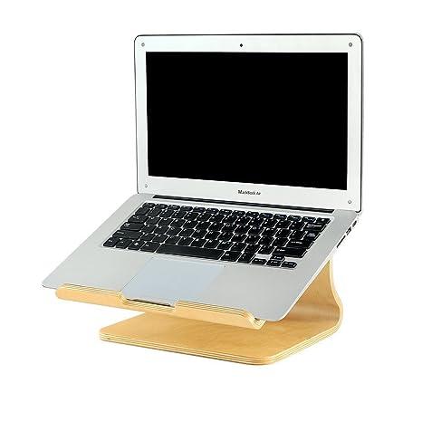 aitsite madera portátil BASE de refrigeración portátil ordenador Stands pantalla accesorio de apoyo soporte para liberación