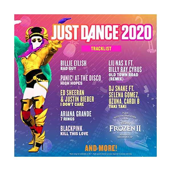 Just Dance 2020 - Nintendo Switch Standard Edition 3