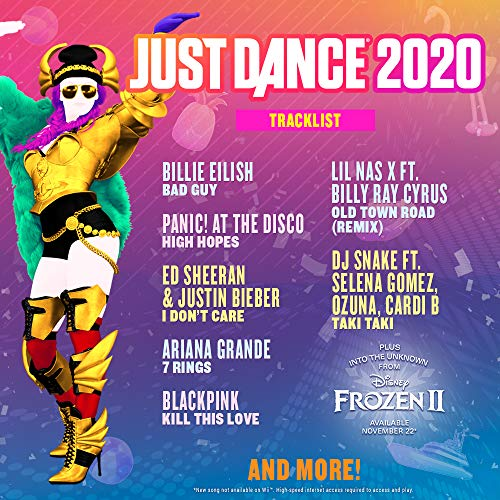 Just Dance 2020 for PlayStation 4 [USA]: Amazon.es: Ubisoft: Cine y Series TV