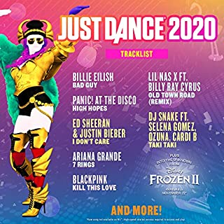 Just Dance 2020 - Xbox One Standard Edition [Digital Code]
