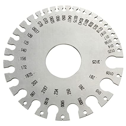Metric Wire Gauge Tool Wire Center
