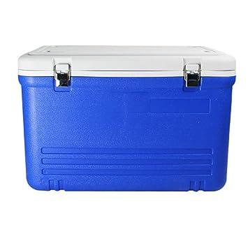 JXS Nevera Grande de Alto Rendimiento para refrigerador, refrigerador, Camping, Picnic, Equipado con Termómetro (52 L): Amazon.es: Deportes y aire libre