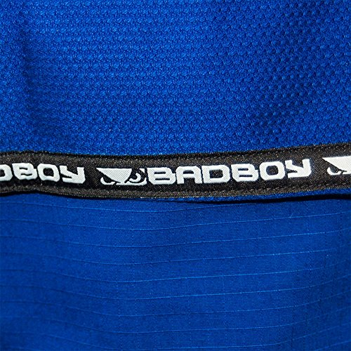 Bad Boy Competition BJJ Gi - Blue - A2