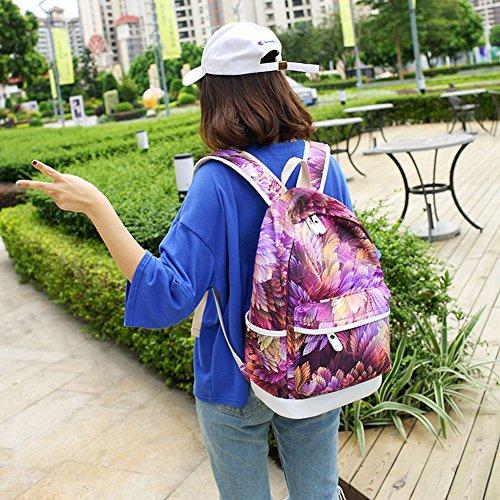 EastFly - Bolsa niña Mujer Purple Single