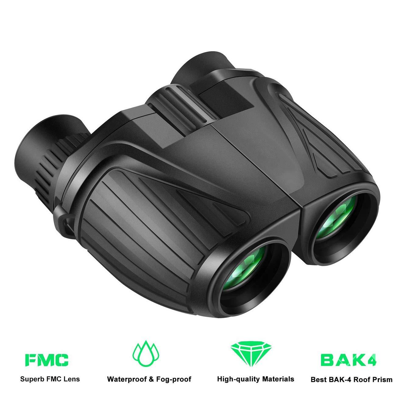 最も  XUEXUE 双眼鏡 10 x ハイキング 25 x コンパクトミニ双眼鏡 超軽量フォーマットポケット 望遠鏡 子供 大人 子供 鳥 コンサート スポーツ ハイキング キャンプ B07JL3LWL1, ダンス用品専門店 ダンスドール:fd3542a6 --- a0267596.xsph.ru