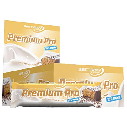 Best Body Nutrition 35% Delicate Premium Pro Bar Barrita de Proteína - 50 gr