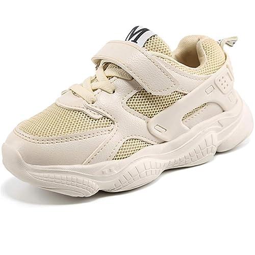 de Deporte Zapatillas Gruesa niños Suela para Antideslizante 9WDEH2I
