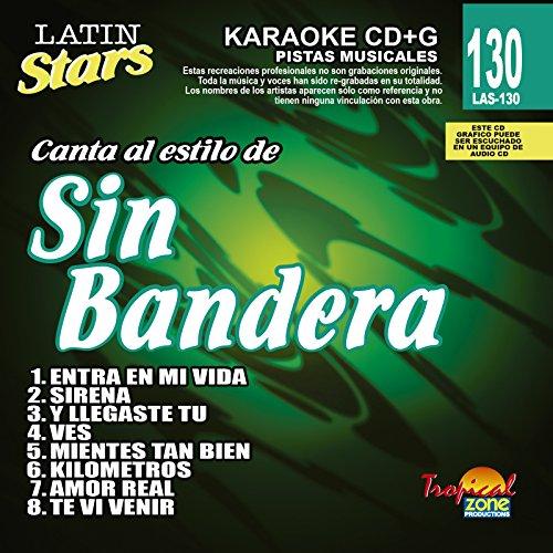 (Karaoke: Sin Bandera 1 - Latin Stars Karaoke)