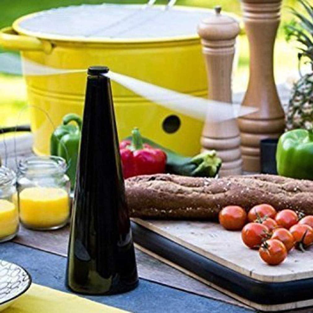 Genie/ßen Sie Ihre Mahlzeiten im Freien RXFSP 4 St/ück Fliegen und M/ücken Insekten F/ächer halten Sie Fliegen und Insekten ohne Chemikalien von Lebensmitteln fern