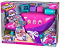 Shopkins Season 8 Plane Playset by Moose Toys Import