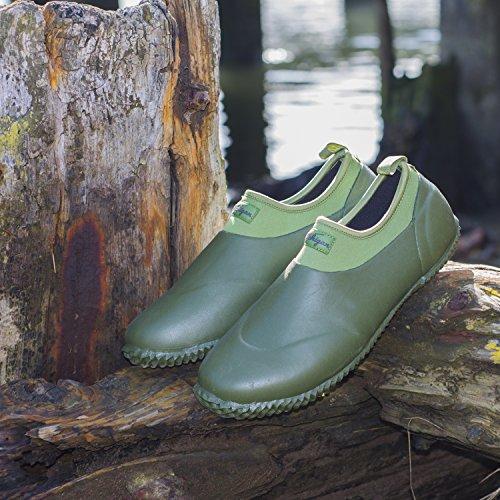 3 Extrieure En Noprne De Vert Impermable Tailles Du Jardin Chaussure Sont Bottes 13 Michigan Glisses Les Sur Boue Une n6wTXg