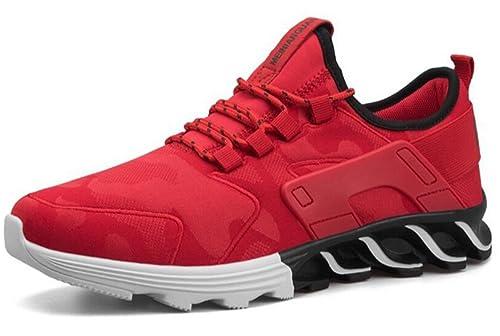LFEU Zapatillas de Running de Lona Hombre: Amazon.es: Zapatos y complementos