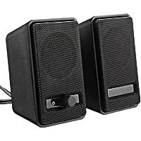 AmazonBasics USB-Powered Computer Speakers