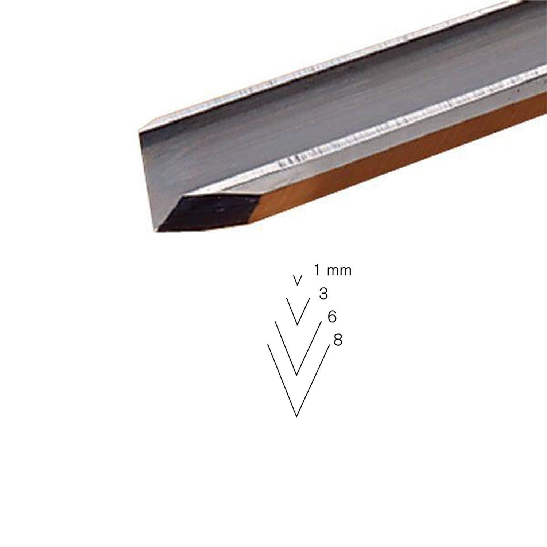Pfeil V Parting Tools - 6mm 30°