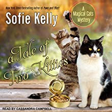 A Tale of Two Kitties: Magical Cats, Book 9 Audiobook by Sofie Kelly Narrated by Cassandra Campbell
