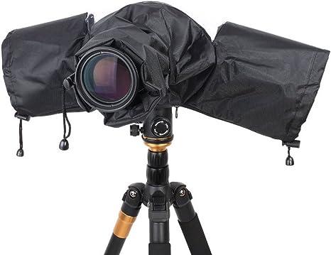 Protector antilluvia para cámaras, Jayboson Profesional Cubierta ...