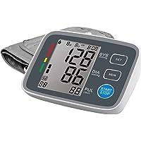 Medidor automático de presión arterial de oxígeno Medidor de oxígeno certificado por la FDA Electrónico inteligente esfigmomanómetro electrónico de voz Monitor de presión arterial